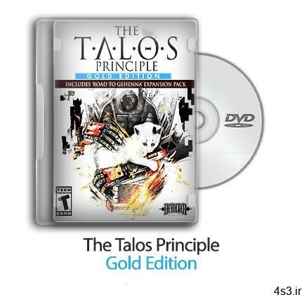 دانلود The Talos Principle: Gold Edition - بازی قاعده تالوس: نسخه گلد سایت 4s3.ir