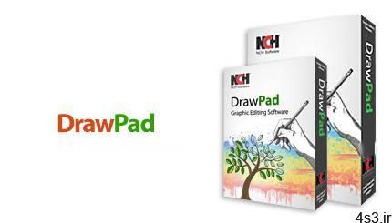 1547114936 drawpad graphic design software - دانلود NCH DrawPad Pro v6.58 - نرم افزار طراحی و نقاشی