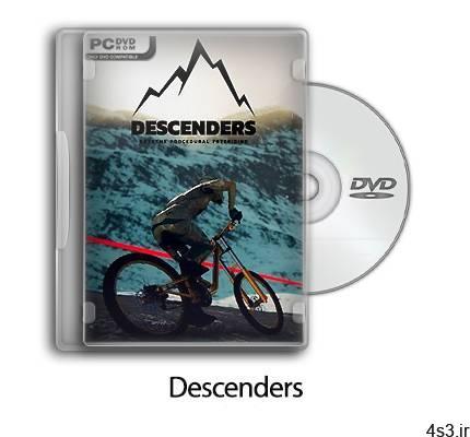 دانلود Descenders - New Lexico - بازی دوچرخه سواری کوهستانی سایت 4s3.ir