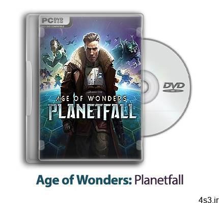 دانلود Age of Wonders: Planetfall - Star Kings - بازی عصر عجایب: سقوط سیارات سایت 4s3.ir
