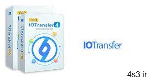دانلود IOTransfer Pro v4.3.0.1559 - نرم افزار انتقال فایل و مدیریت دستگاه های آی او اس در کامپیوتر از طریق شبکه وای فای سایت 4s3.ir