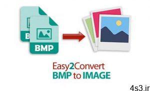 دانلود Easy2Convert BMP to IMAGE v2.7 + BMP to JPG Pro v2.8 - نرم افزار تبدیل فایل های بیت مپ به سایر فرمت های تصویری سایت 4s3.ir
