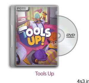 دانلود Tools Up - Time Attack - بازی طراحی و بازسازی آپارتمان سایت 4s3.ir