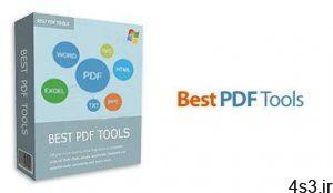 دانلود Best PDF Tools v4.2 - نرم افزار تبدیل و پردازش گروهی اسناد پی دی اف سایت 4s3.ir