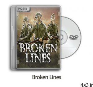 دانلود Broken Lines - The Dead and the Drunk - بازی پشت مرزهای دشمن سایت 4s3.ir