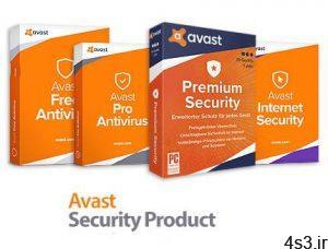 دانلود Avast Premium Security + Free v20.10.2442 + Premier + Pro + Internet Security v20.4.2410 + Avast Clear - نرم افزار آنتی ویروس اوست سایت 4s3.ir