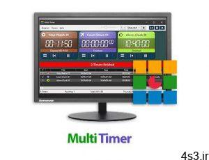 دانلود Programming Multi Timer v6.8 - نرم افزار تایمر پیشرفته سایت 4s3.ir