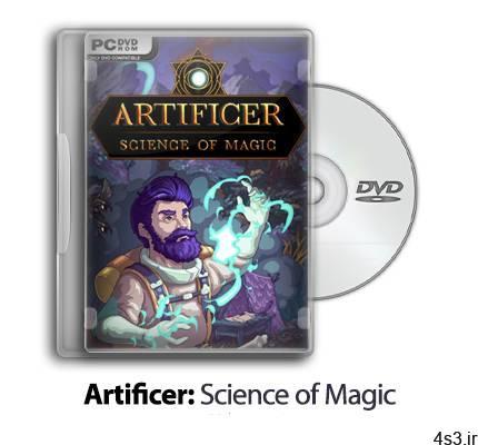 دانلود Artificer: Science of Magic - بازی علم جادو سایت 4s3.ir