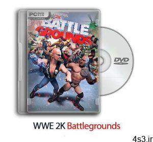 دانلود WWE 2K Battlegrounds - بازی میادین جنگ کشتی کج سایت 4s3.ir