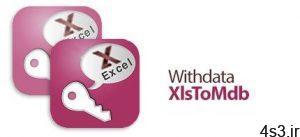 دانلود Withdata XlsToMdb v4.0 Release 1 Build 200626 - نرم افزار وارد کردن داده های اکسل در اکسس سایت 4s3.ir
