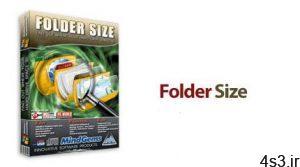 دانلود Folder Size Professional v4.5 - نرم افزار نمایش حجم پوشه ها و فایل ها سایت 4s3.ir