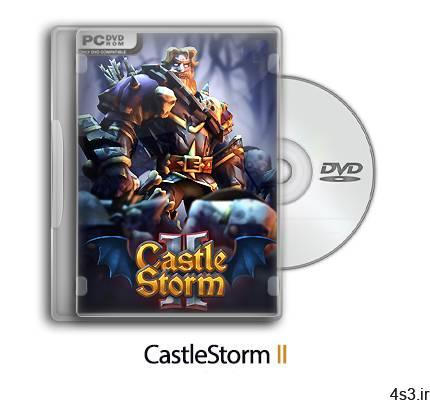 دانلود CastleStorm II - بازی قلعه طوفانی 2 سایت 4s3.ir