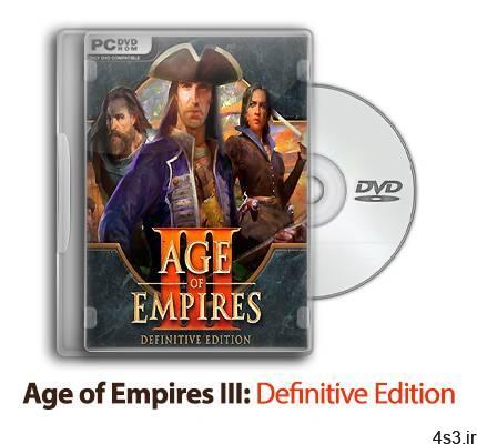 دانلود Age of Empires III: Definitive Edition - بازی عصر فرمانروایان 3: نسخه نهایی سایت 4s3.ir
