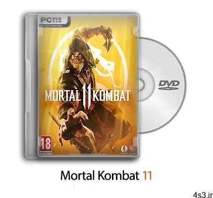 دانلود Mortal Kombat 11 - بازی مورتال کامبت 11 سایت 4s3.ir