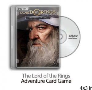دانلود The Lord of the Rings: Adventure Card Game - Definitive Edition - بازی ارباب حلقه ها: ماجراجویی بازی کارتی سایت 4s3.ir