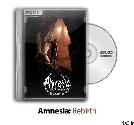 دانلود Amnesia: Rebirth - بازی فراموشی: تولد دوباره سایت 4s3.ir