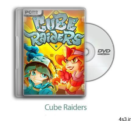 دانلود Cube Raiders - بازی کوب رایدرز سایت 4s3.ir
