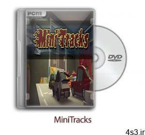 دانلود MiniTracks - بازی مسابقات ماشین های کوچولو سایت 4s3.ir