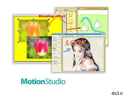 دانلود MotionStudio v4.1.145 - نرم افزار ساخت ویدئو های تعاملی سایت 4s3.ir