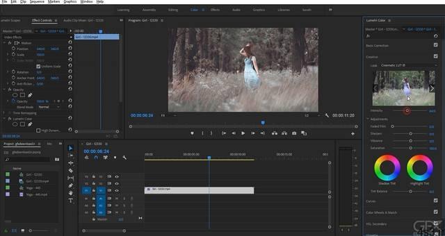 1607414095 lut file tut pr - دانلود آموزش چگونگی حرفه ای شدن در کار با LUT در فتوشاپ برای تصاویر و ویدئو - Phlearn Pro How To Master LUTs For Photo And Video