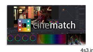 دانلود Rubber Monkey CineMatch PP v1.02 x64 + OFX v1.02 x64 - نرم افزار هماهنگ کردن رنگ و نور فیلم چند دوربین باهم سایت 4s3.ir