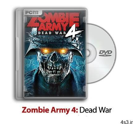 دانلود Zombie Army 4: Dead War - بازی ارتش زامبی 4: جنگ مرده سایت 4s3.ir