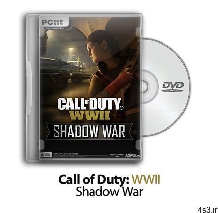 دانلود Call of Duty: WWII - Shadow War - بازی ندای وظیفه: جنگ جهانی دوم - سایه جنگ سایت 4s3.ir