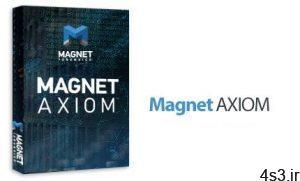 دانلود Magnet AXIOM v4.6.0.21968 x64 - نرم افزار بازیابی داده و کشف مدارک دیجیتالی در راستای جرم شناسی رایانه ای سایت 4s3.ir
