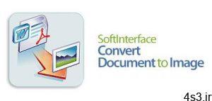 دانلود SoftInterface Convert Document to Image v14.10 - نرم افزار تبدیل داکیومنت به تصویر سایت 4s3.ir