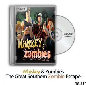 دانلود Whiskey & Zombies: The Great Southern Zombie Escape - بازی ویسکی و زامبی ها: فرار بزرگ زامبی جنوبی سایت 4s3.ir