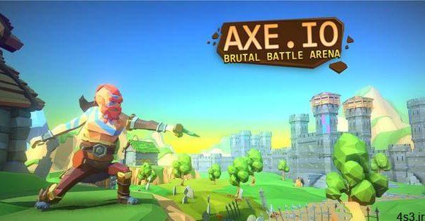 """دانلود AXE.IO 1.6.3 – بازی آرکید هیجان انگیز """"جنگجو تبردار"""" اندروید + مود سایت 4s3.ir"""
