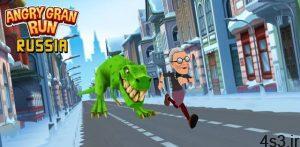 دانلود Angry Gran Run 2.16.0 – بازی مادربزرگ عصبانی دونده اندروید + مود سایت 4s3.ir