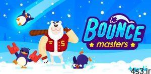 """دانلود Bouncemasters 1.3.9 – بازی آرکید سرگرم کننده """"استادان پرش"""" اندروید + مود سایت 4s3.ir"""