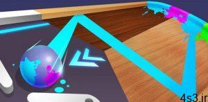 """دانلود Color Flippers 1.3 – بازی آرکید سرگرم کننده """"باله های رنگارنگ"""" اندروید سایت 4s3.ir"""