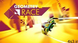 """دانلود Geometry Race 1.9.7 – بازی """"مسابقه در دنیا اشکال هندسی"""" اندروید + مود سایت 4s3.ir"""