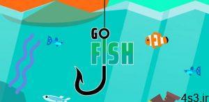 دانلود Go Fish 1.3.4 – بازی ماهیگیری سرگرم کننده و کم حجم اندروید + مود سایت 4s3.ir