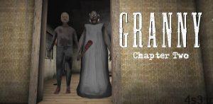"""دانلود Granny: Chapter Two 1.1.8 – بازی داستانی ترسناک """"مادربزرگ: قسمت دوم"""" اندروید + مود سایت 4s3.ir"""
