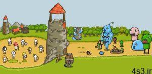 دانلود Grow Castle 1.32.3 – بازی پرطرفدار دفاع از قلعه اندروید + مود سایت 4s3.ir