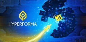 """دانلود Hyperforma Premium 0.9.34 – بازی آرکید-معمایی """"تغییر شکل"""" اندروید + دیتا سایت 4s3.ir"""