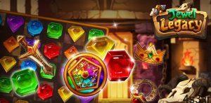 """دانلود Jewel Legacy 1.13.0 – بازی تفننی-جورچینی جذاب """"میراث جواهرات"""" اندروید + مود سایت 4s3.ir"""
