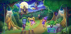 """دانلود Monster Farm 1.64 – بازی کژوال جالب و سرگرم کننده """"مزرعه هیولاها"""" اندروید + مود سایت 4s3.ir"""