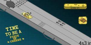 """دانلود Mr. Cheesy – Retro Endless Sliding 1.001 – بازی آرکید سرگرم کننده """"آقای پنیری"""" اندروید! سایت 4s3.ir"""