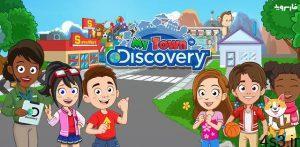 """دانلود My Town : Discovery Pretend Play 1.22.9 – بازی آموزشی """"شهر من: جستجو در شهر"""" اندروید + مود + دیتا سایت 4s3.ir"""