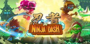 """دانلود Ninja Dash Run 1.4.5 – بازی آرکید محبوب """"فرار نینجای سریع"""" اندروید + مود سایت 4s3.ir"""