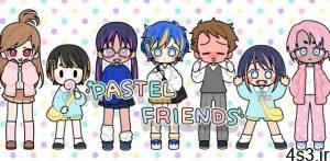 """دانلود Pastel Friends 1.3.3 – بازی تفننی """"دوستان نقاشی شده"""" اندروید + مود سایت 4s3.ir"""