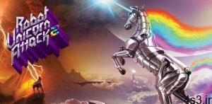 """دانلود Robot Unicorn Attack 2 1.8.9 b189000010 – بازی آرکید بی نظیر """"یونیکورن رباتی 2"""" اندروید + مود سایت 4s3.ir"""