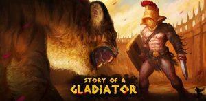 """دانلود Story of a Gladiator 1.0 – بازی آرکید جذاب و خوش ساخت """"داستان یک گلادیاتور"""" اندروید + مود + دیتا سایت 4s3.ir"""