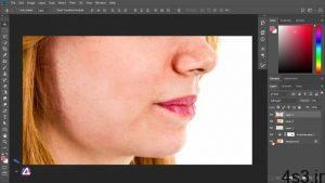 دانلود آموزش روتوش پرتره در فتوشاپ سی سی - Studio Portrait Retouching By Alexander Talyuk سایت 4s3.ir