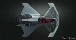 هواپیمای خفن استون مارتین برای آیندگان + تصاویر و مشخصات سایت 4s3.ir