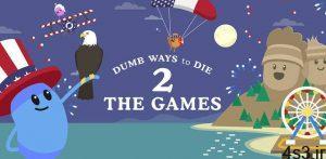 """دانلود Dumb Ways to Die 2: The Games 5.1.0 – بازی جالب """"احمقانه ترین راه های مردن 2"""" اندروید + مود سایت 4s3.ir"""